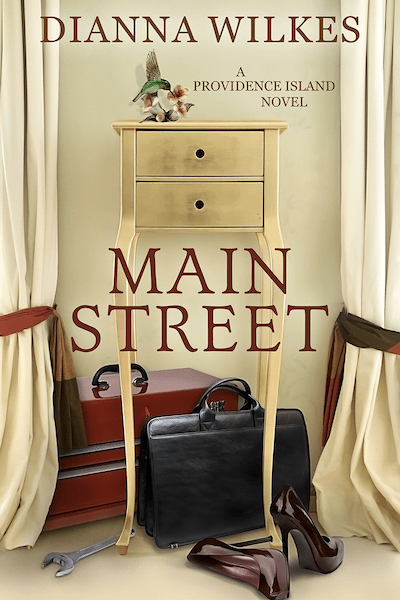 Main Street 2017 cover by Dianna Wilkes