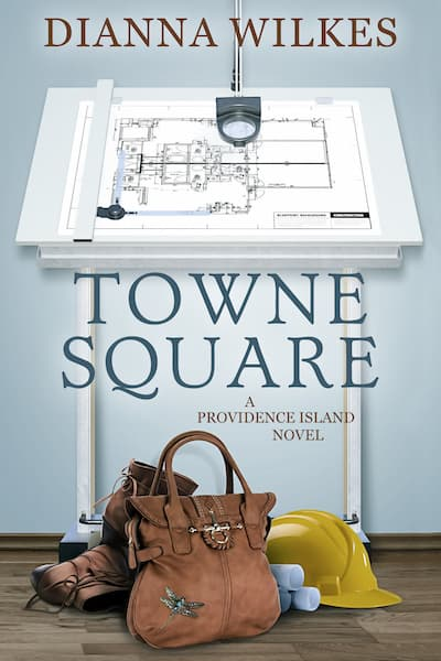 Towne Square (2018 cover) by Dianna Wilkes