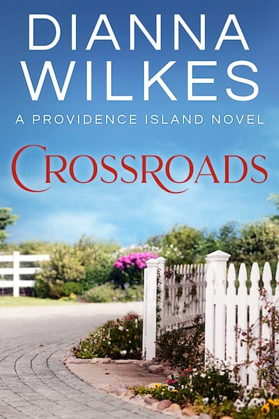 Book cover for Crossroads by Dianna Wilkes