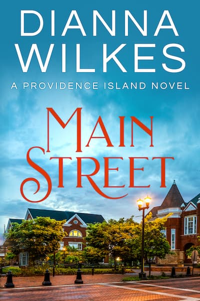 Book cover for Main Street by Dianna Wilkes