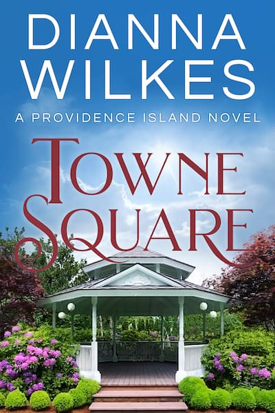 Book cover for Towne Square by Dianna Wilkes